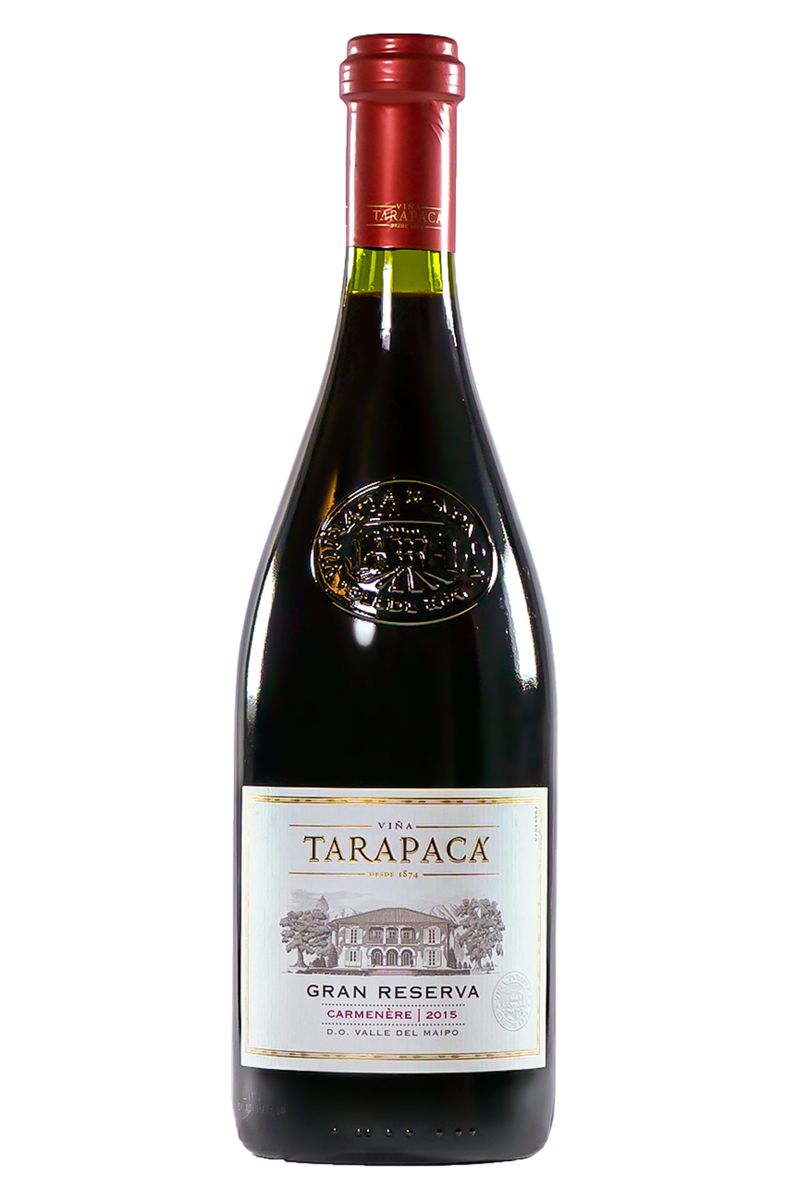 Vino Tarapacá Gran Reserva Carmenere 375ml