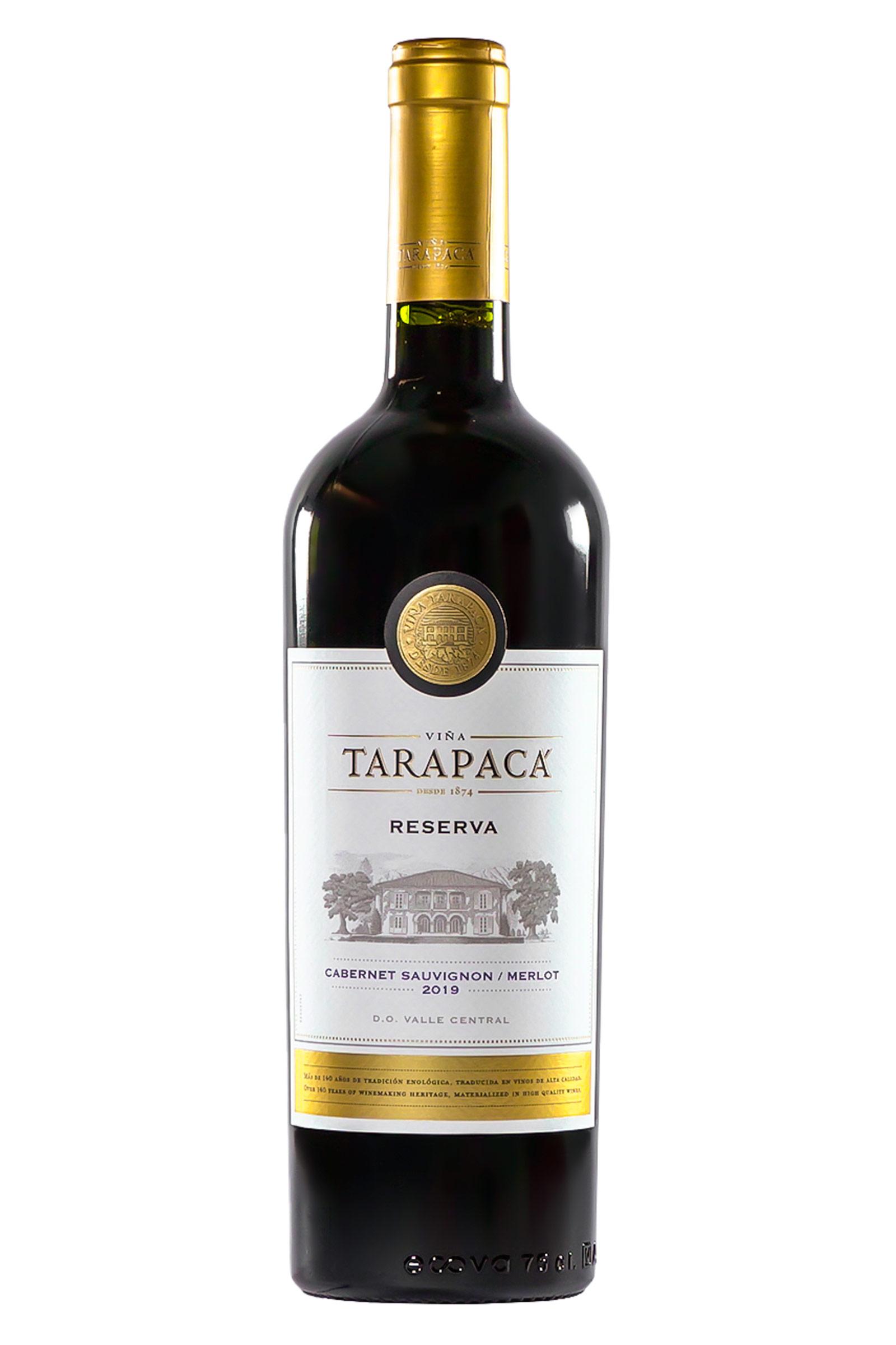 Vino Tarapaca Reserva Cabernet Sauvignon-Merlot 750ml