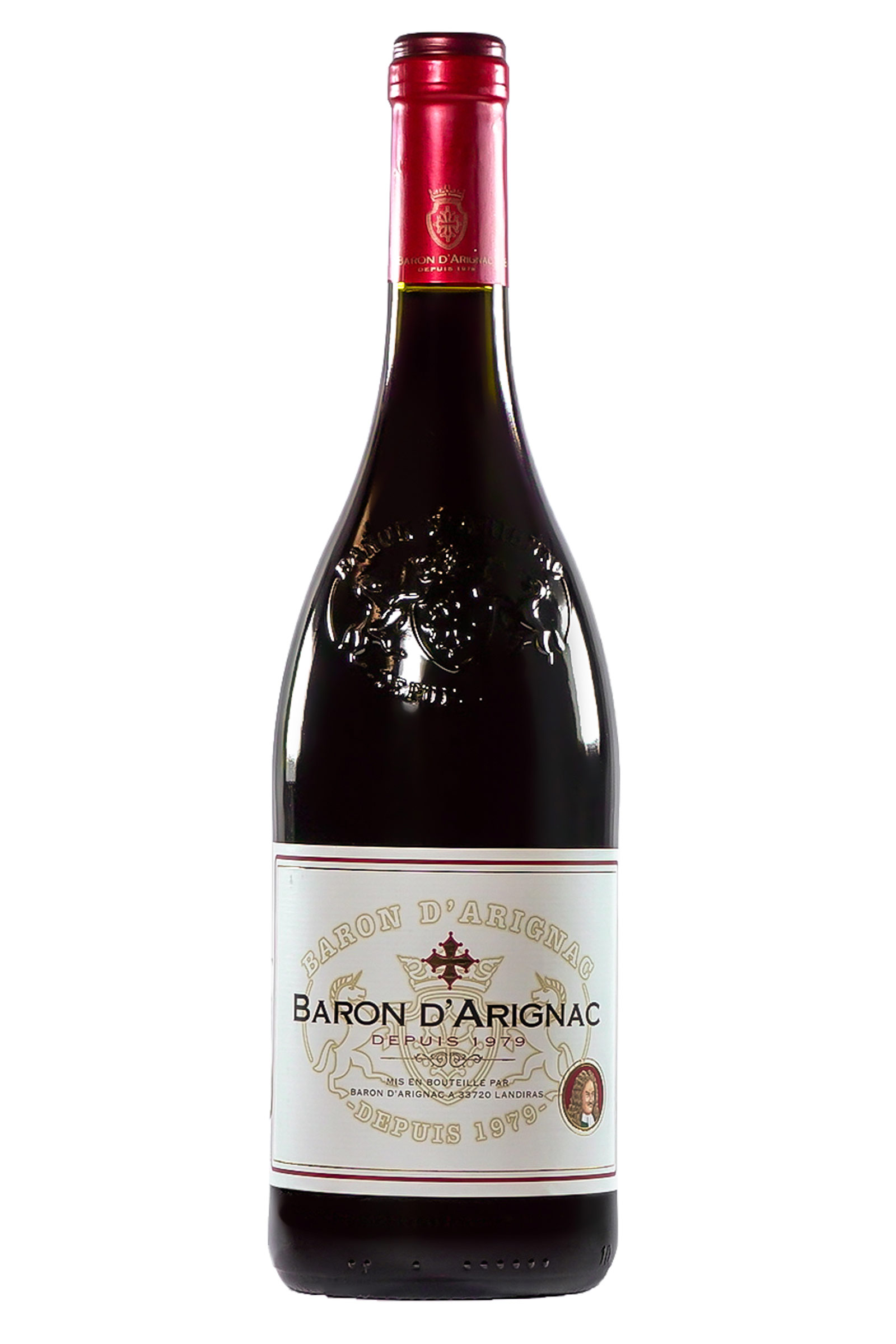 Vino Baron D'Arignac Tinto 750ml