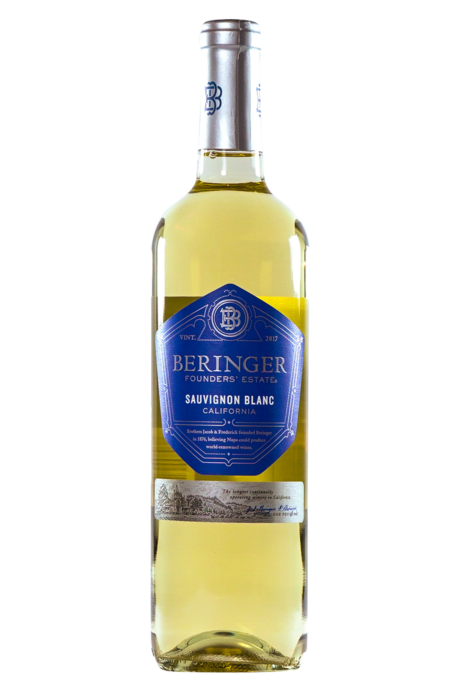 Vino Beringer Founders Estate Sauvignon Blanc 750ml