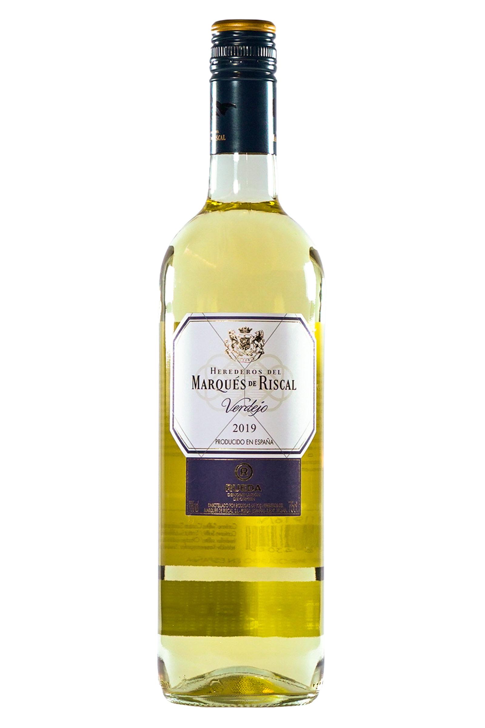 Vino Marques de Riscal Blanco 750ml