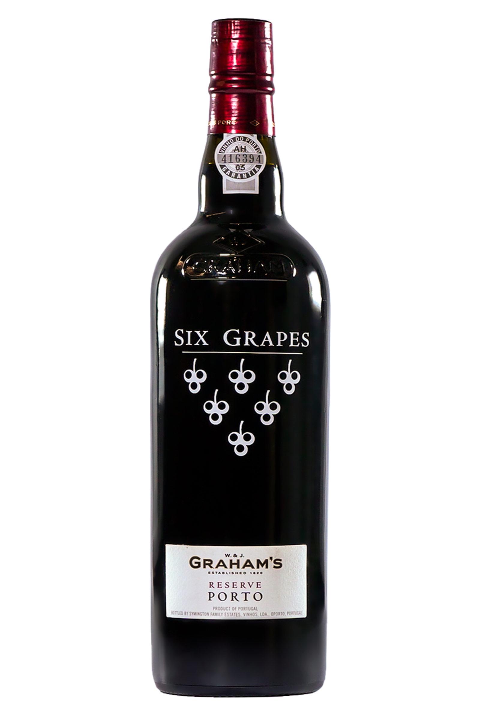 Oporto Graham's Six Grapes 750ml
