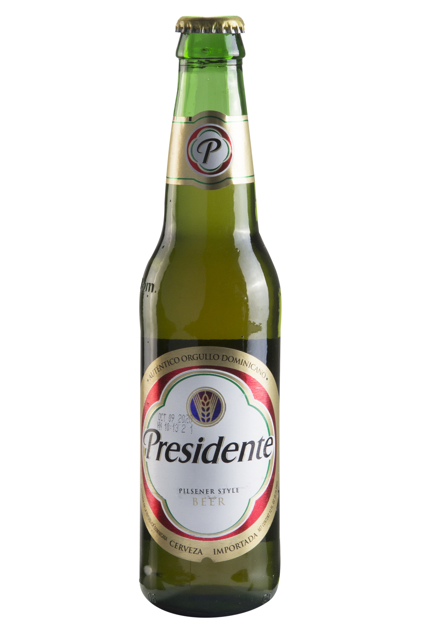 Cerveza Presidente 355ml