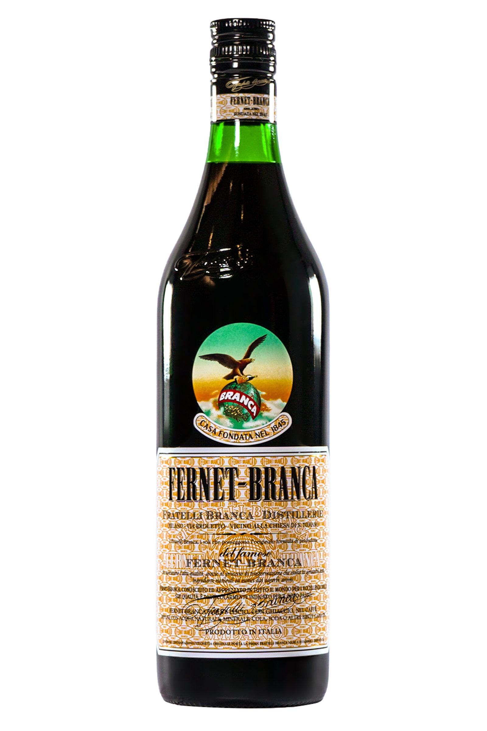 Licor Fernet Branca 1000ml