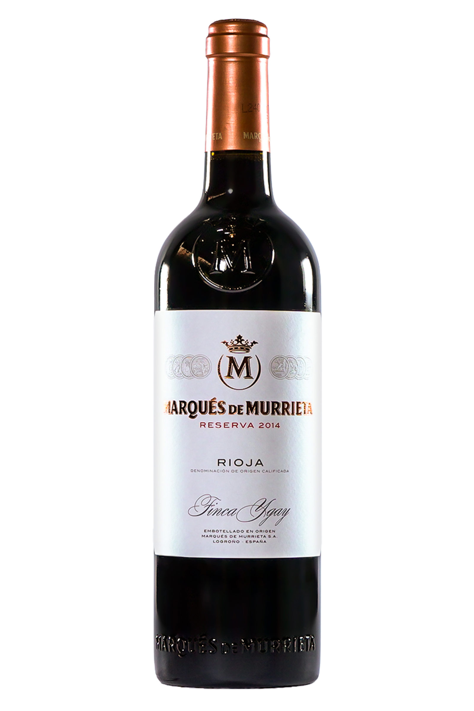 Vino Marques De Murrieta Reserva 750ml