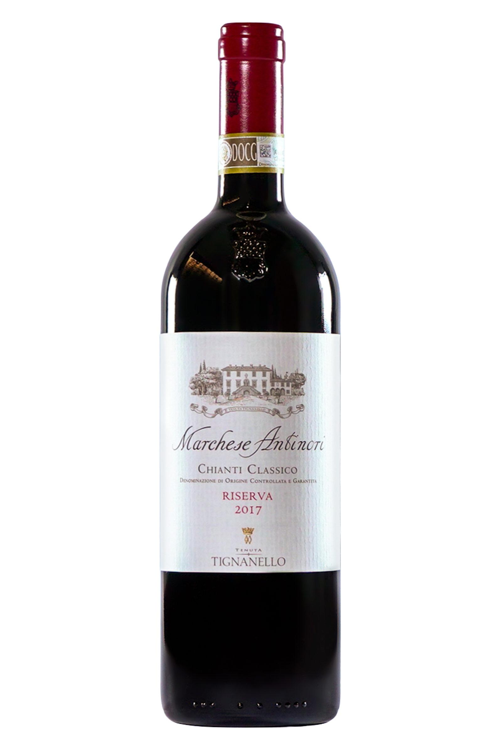 Vino Marchesi Antinori Chianti Reserva Tignanello 750ml