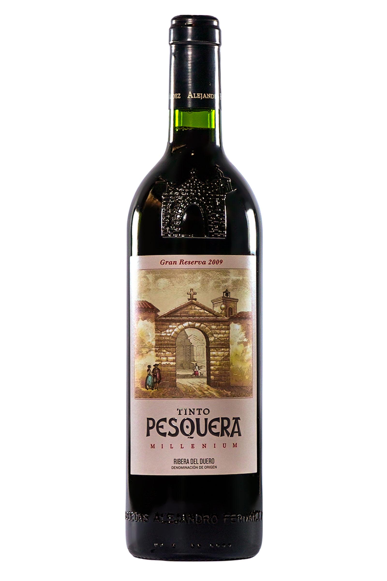 Vino Millenium Tinto Pesquera Gran Reserva 750ml