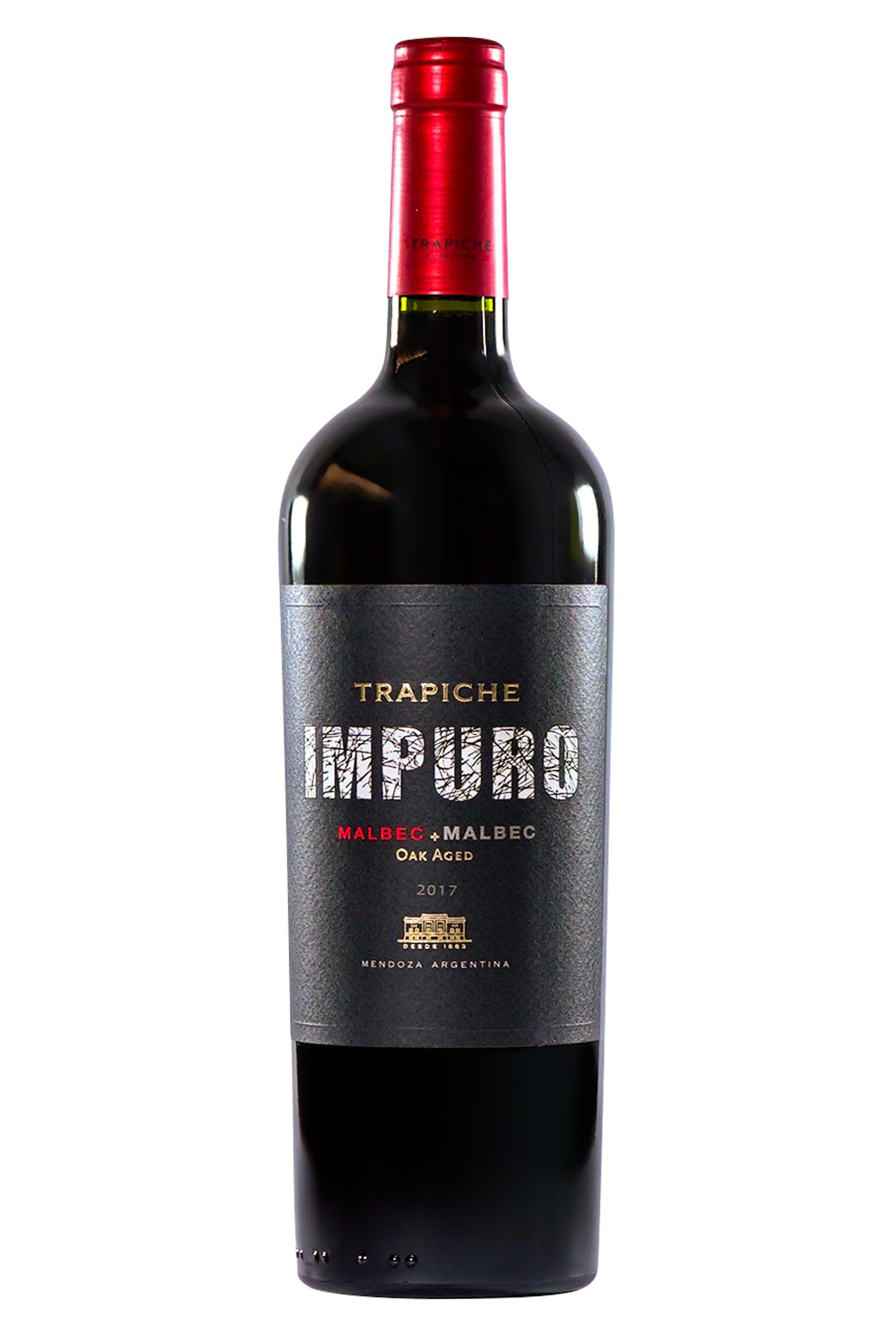 Vini Trapiche Impuro Malbec-Malbec 750ml