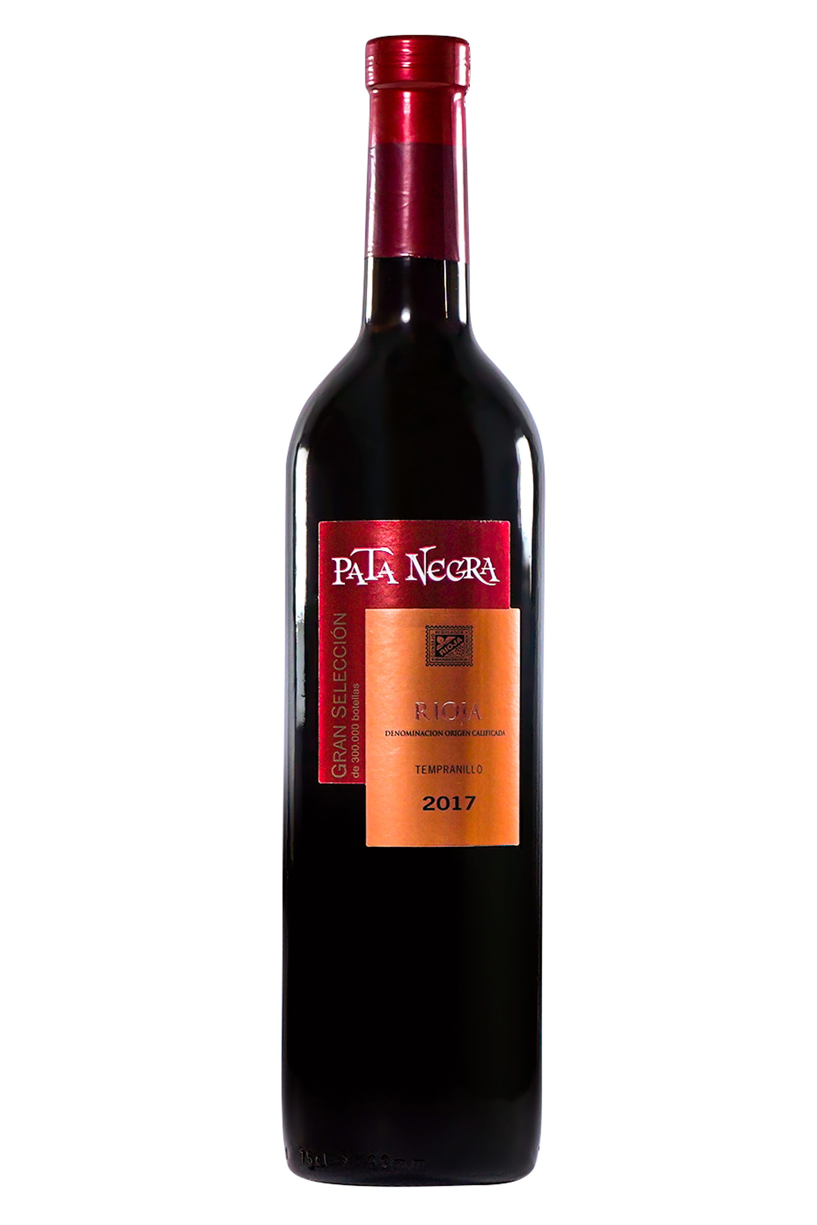 Vino Pata Negra Rioja Seleccion 750ml