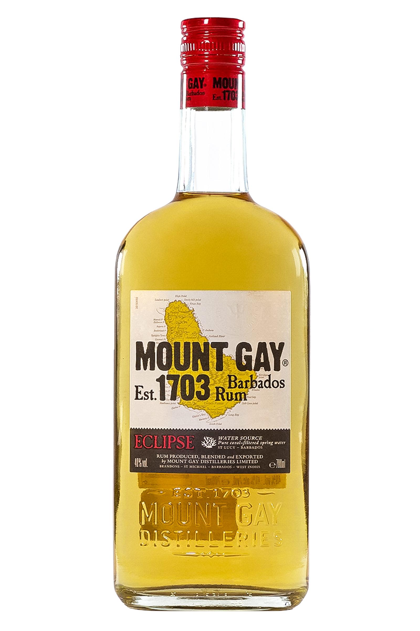 Ron Mount Gay Eclipse 700ml