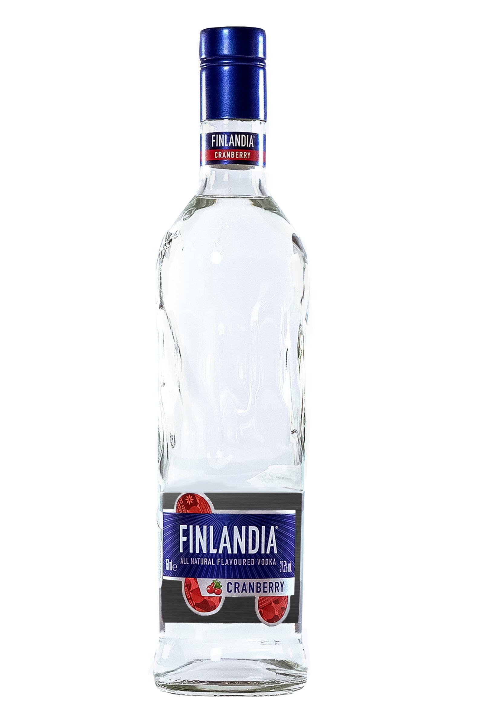 Vodka Finlandia Cranberry 750ml
