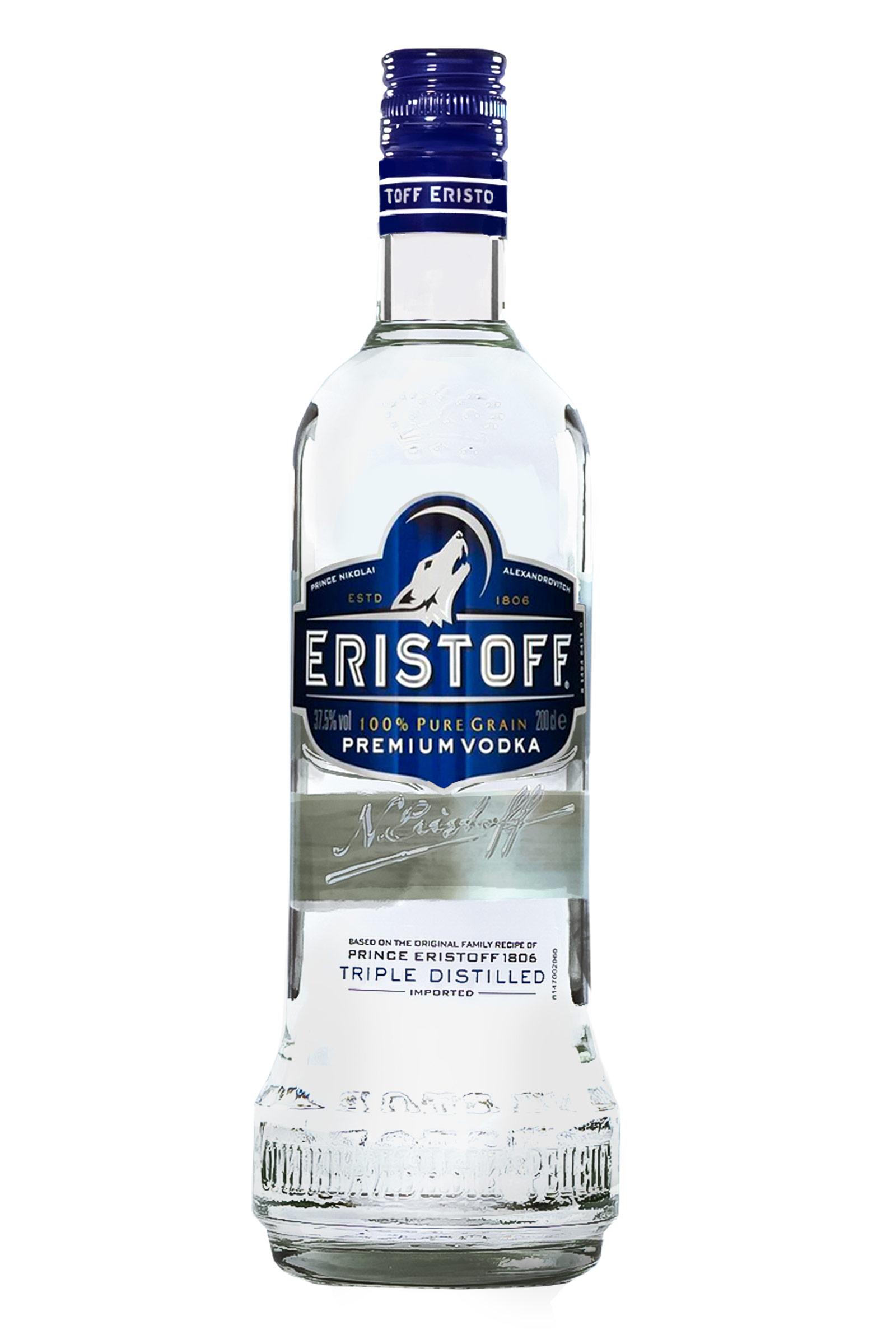 Vodka Eristoff 700ml