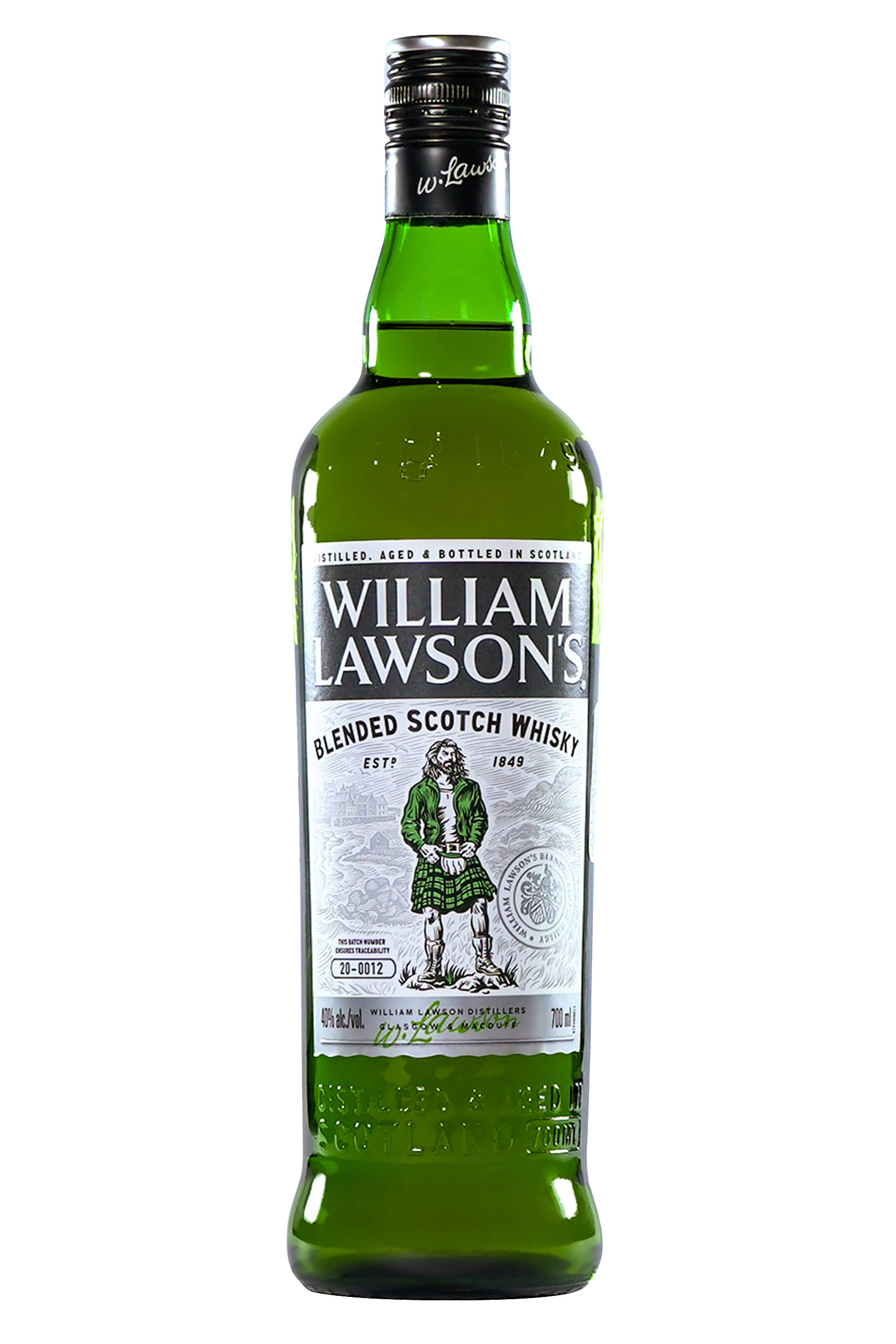 Whisky William Lawson