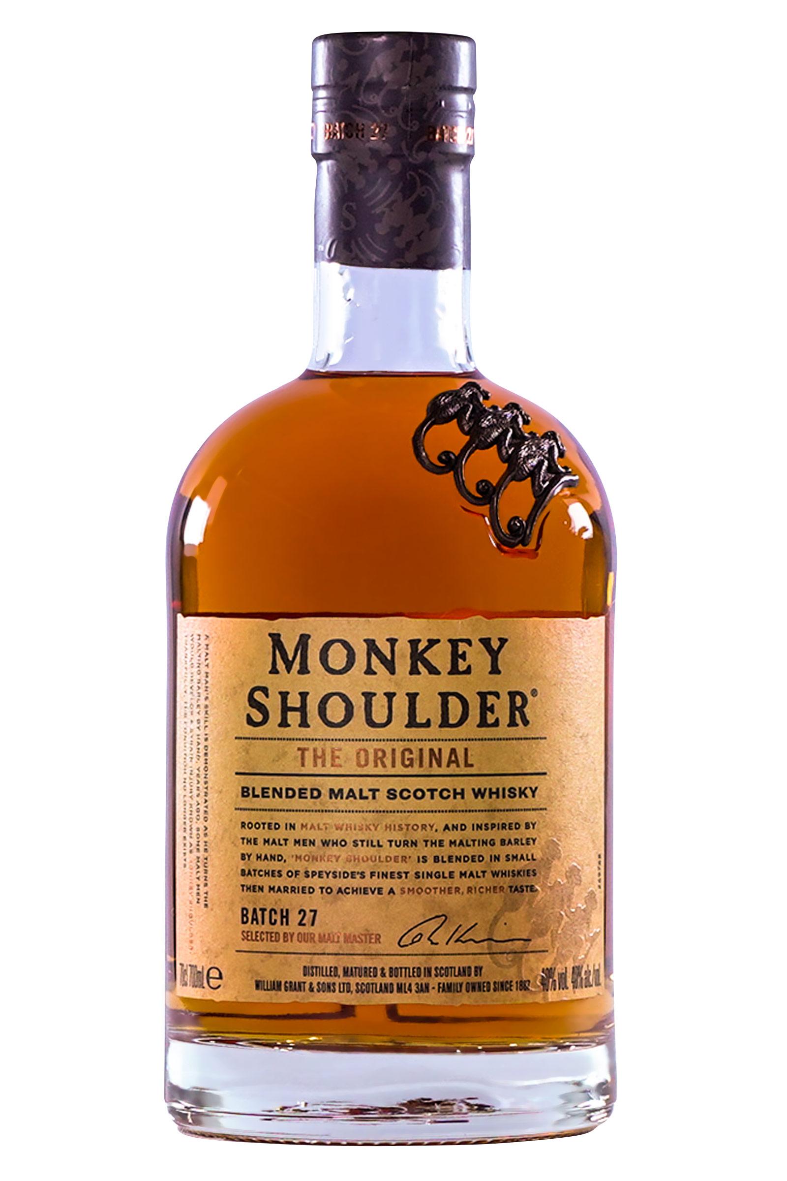 Whisky Monkey Shoulder 700ml