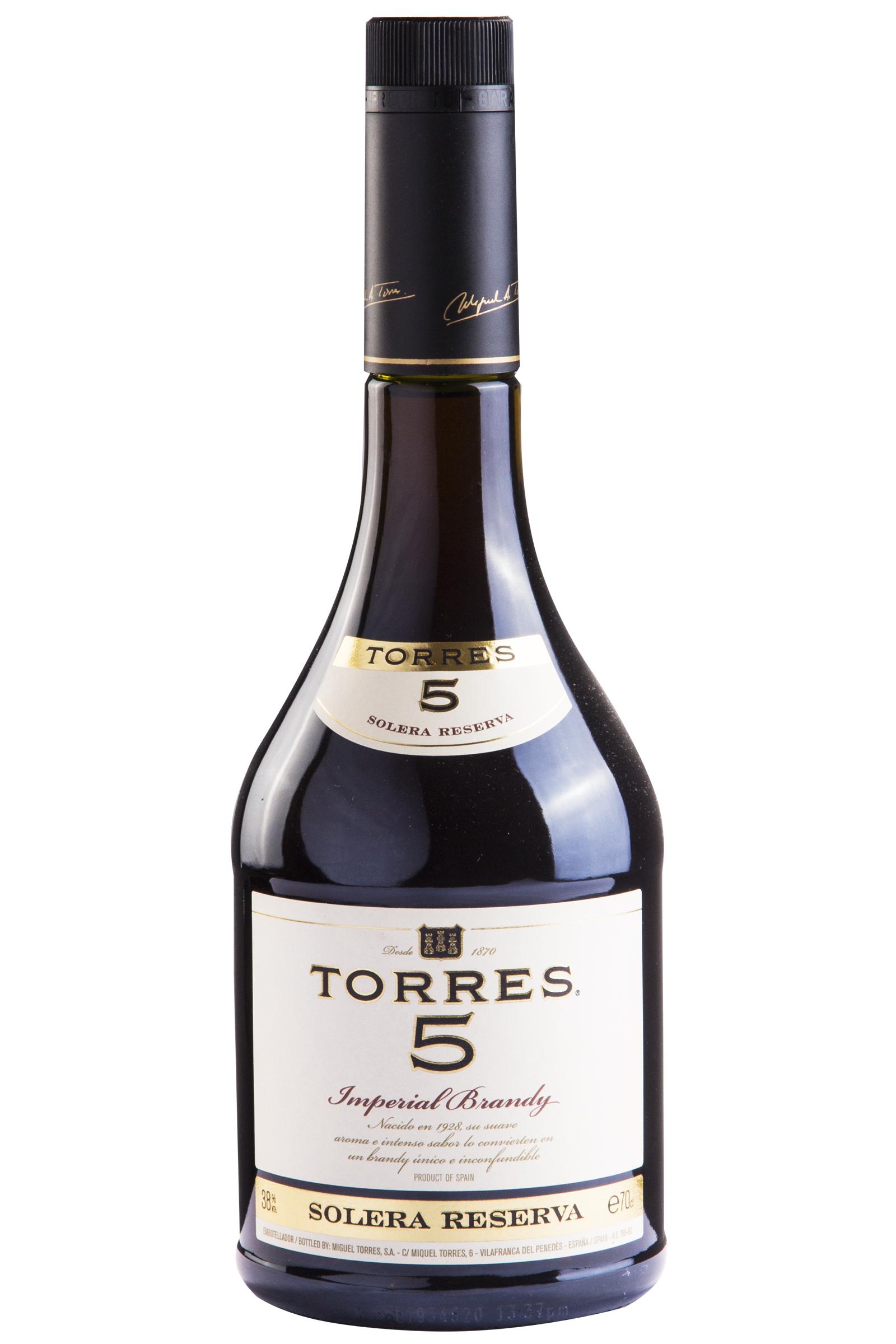 Brandy Torres 5 700ml