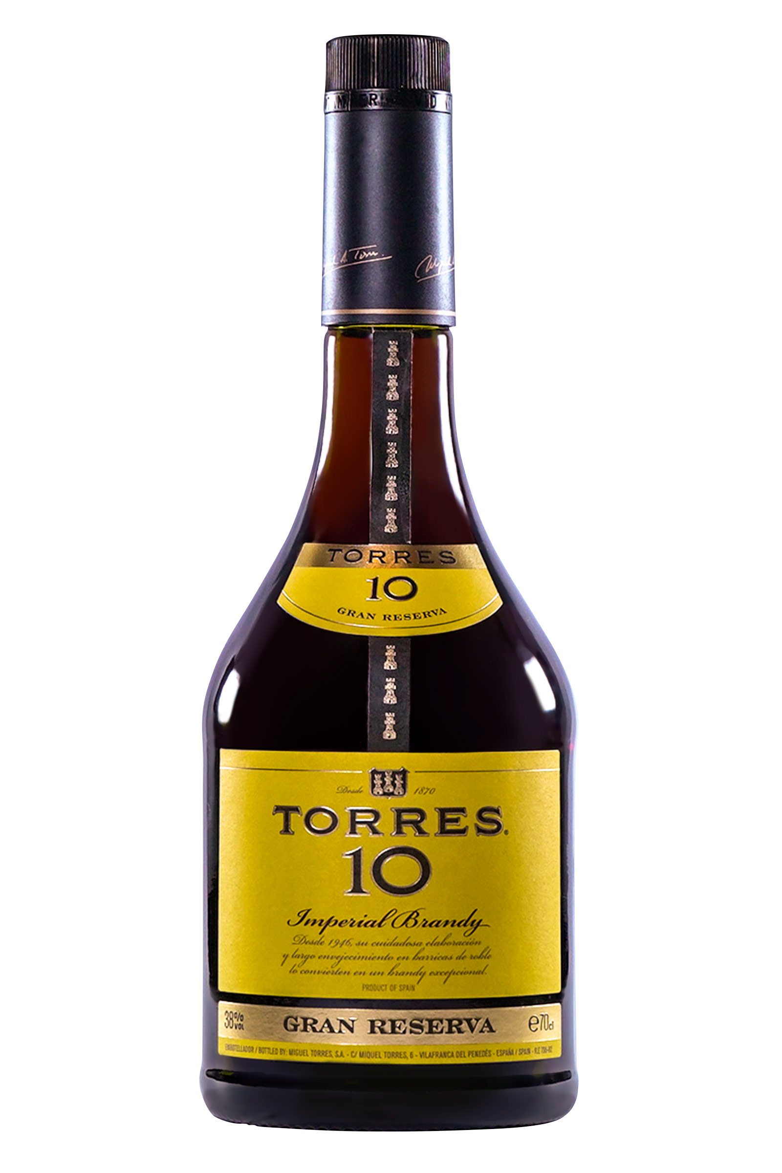 Brandy Torres 10 700ml