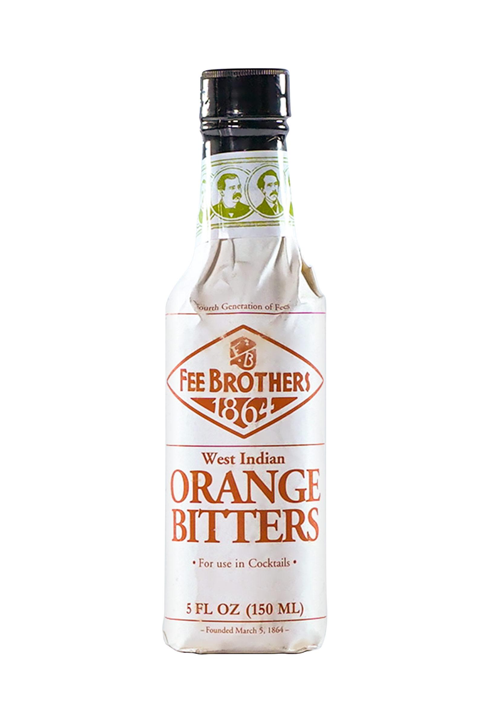 Fee Brothers Orange Bitters 147.8ml