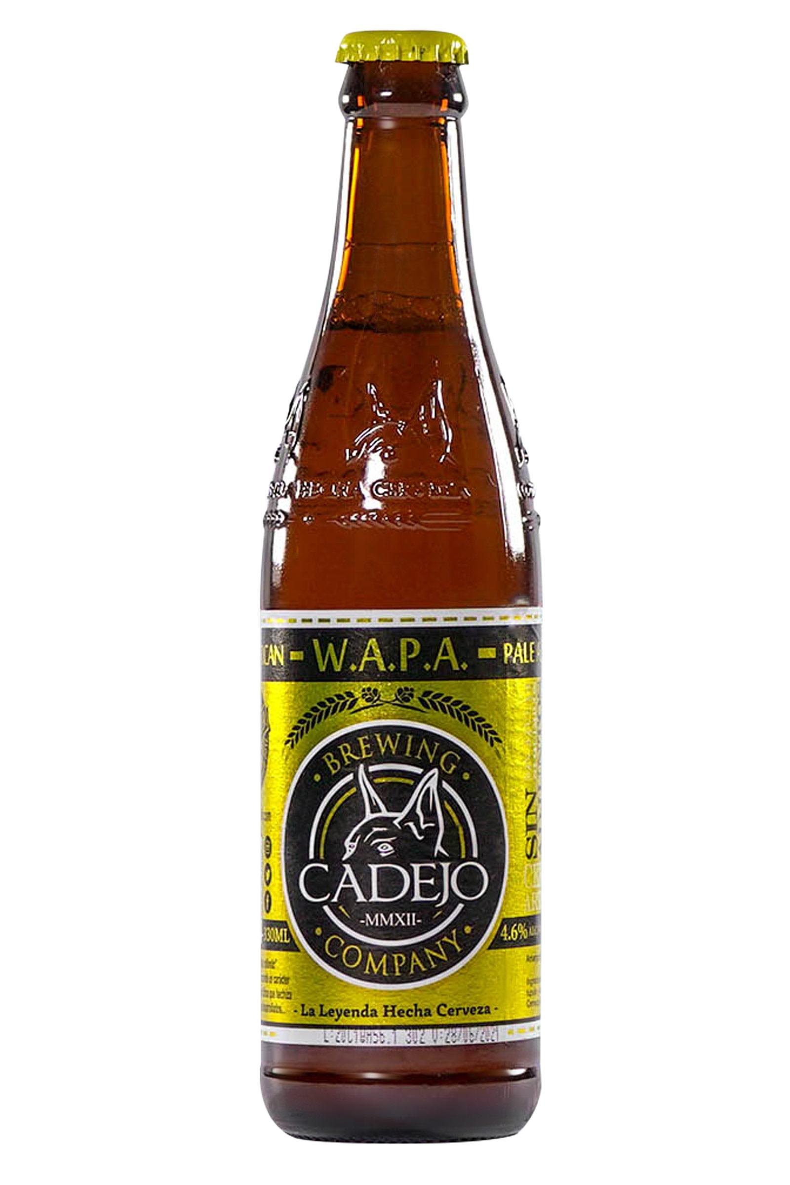 Cerveza Cadejo WAPA 330ml