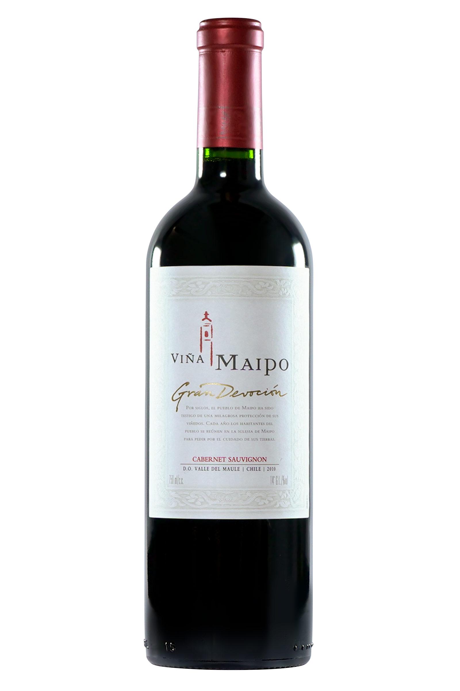 Vino Maipo Gran Devocion Cabernet Sauvignon 750ml
