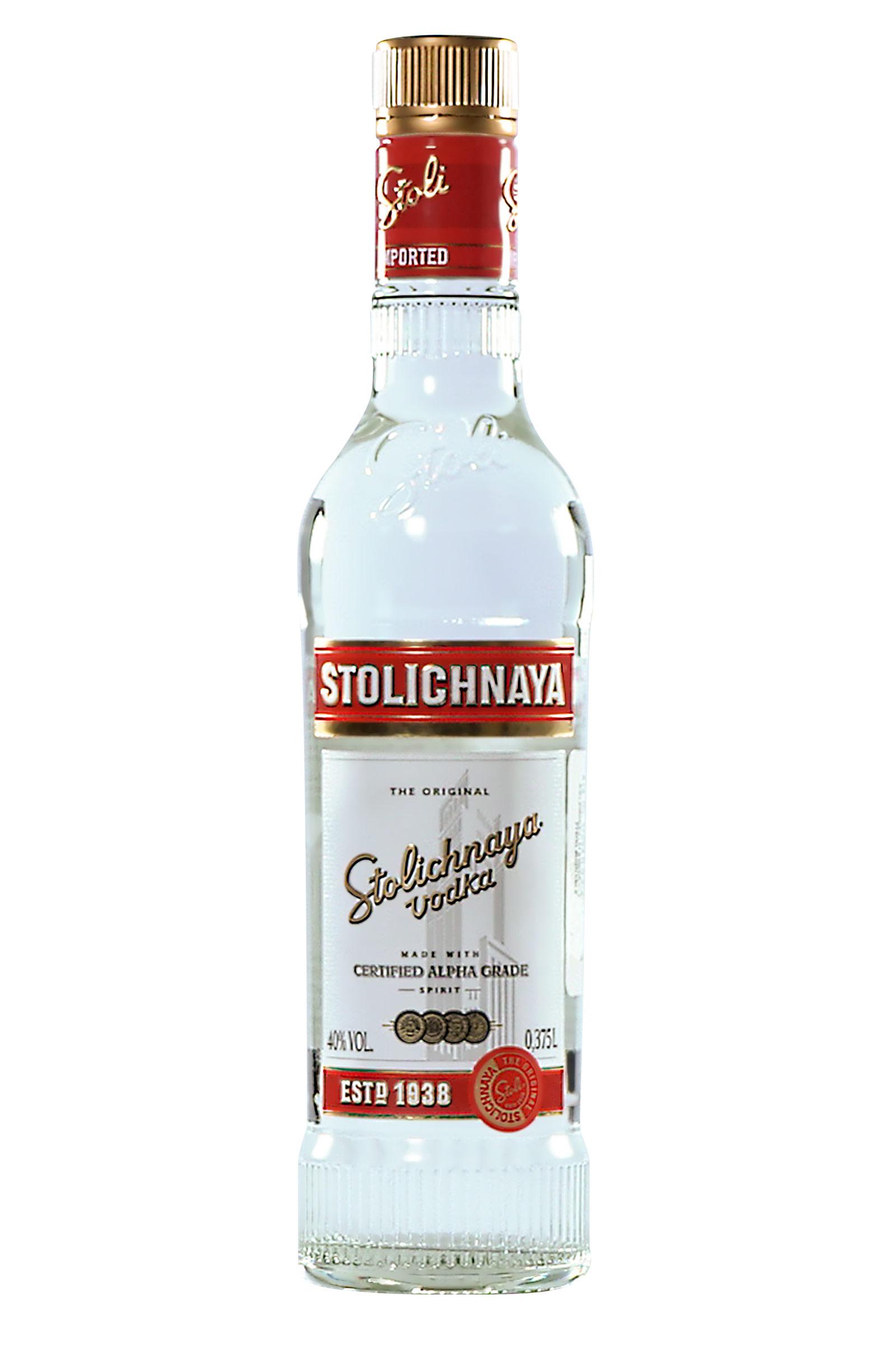 Vodka Stolichnaya 375ml