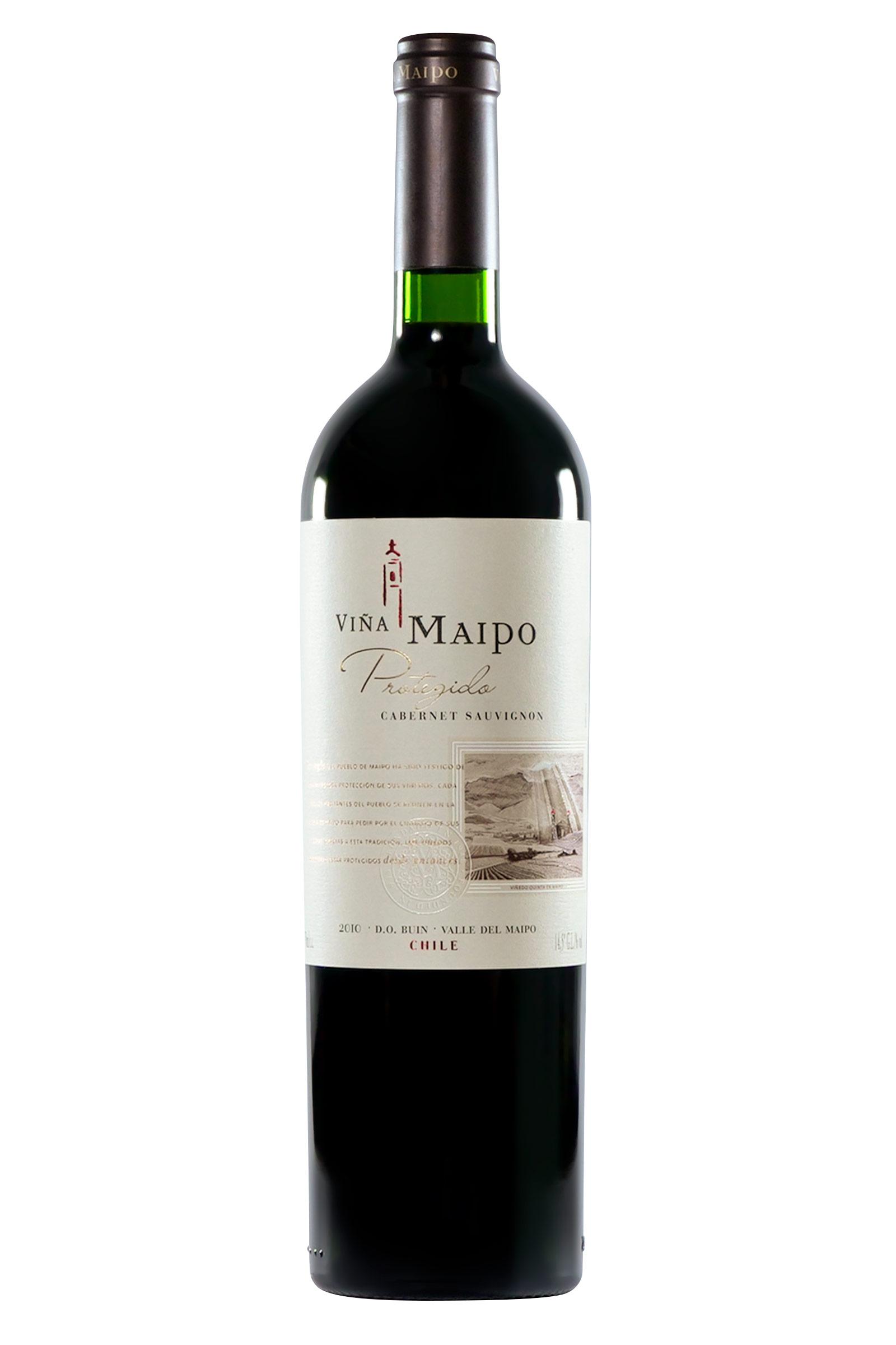 Vino Maipo Protegido Cabernet Sauvignon 750ml