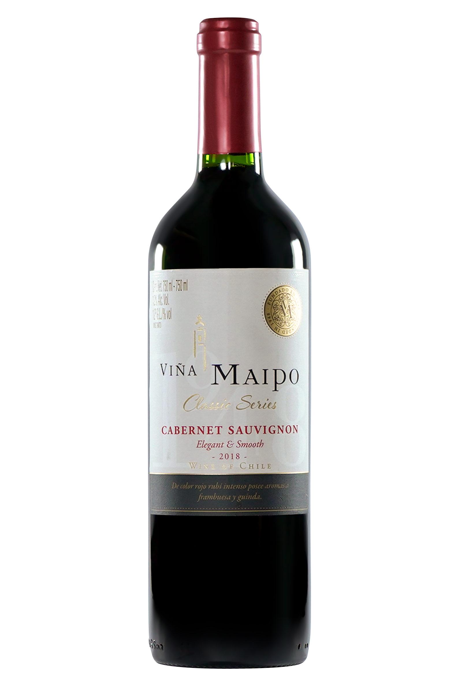 Vino Maipo Varietal Cabernet Sauvignon 750ml
