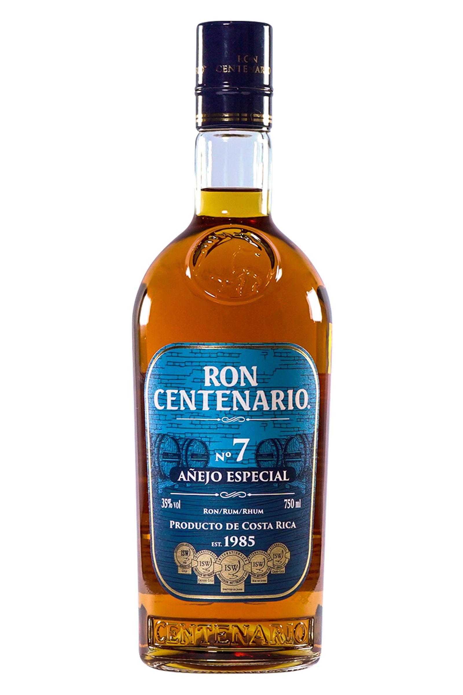 Ron Centenario 7 Años 750ml