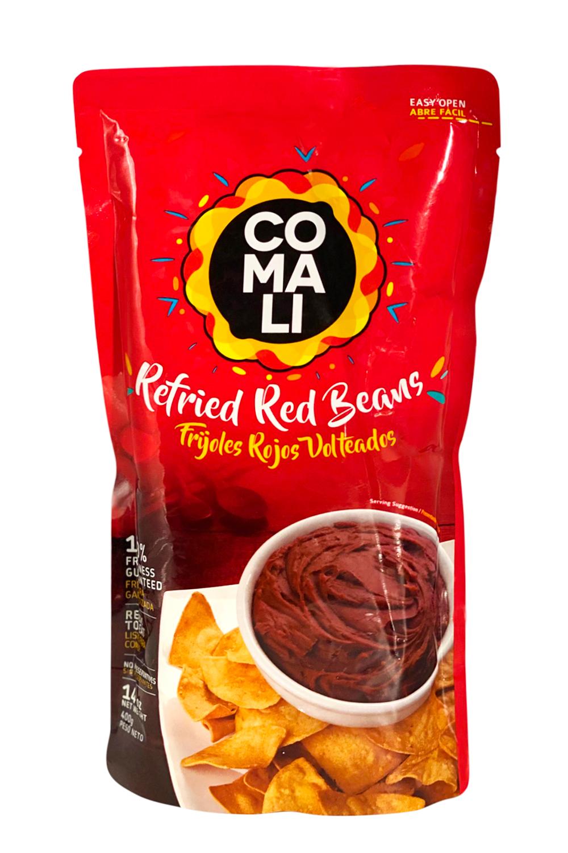 Frijol Rojo Refrito Comali 14oz