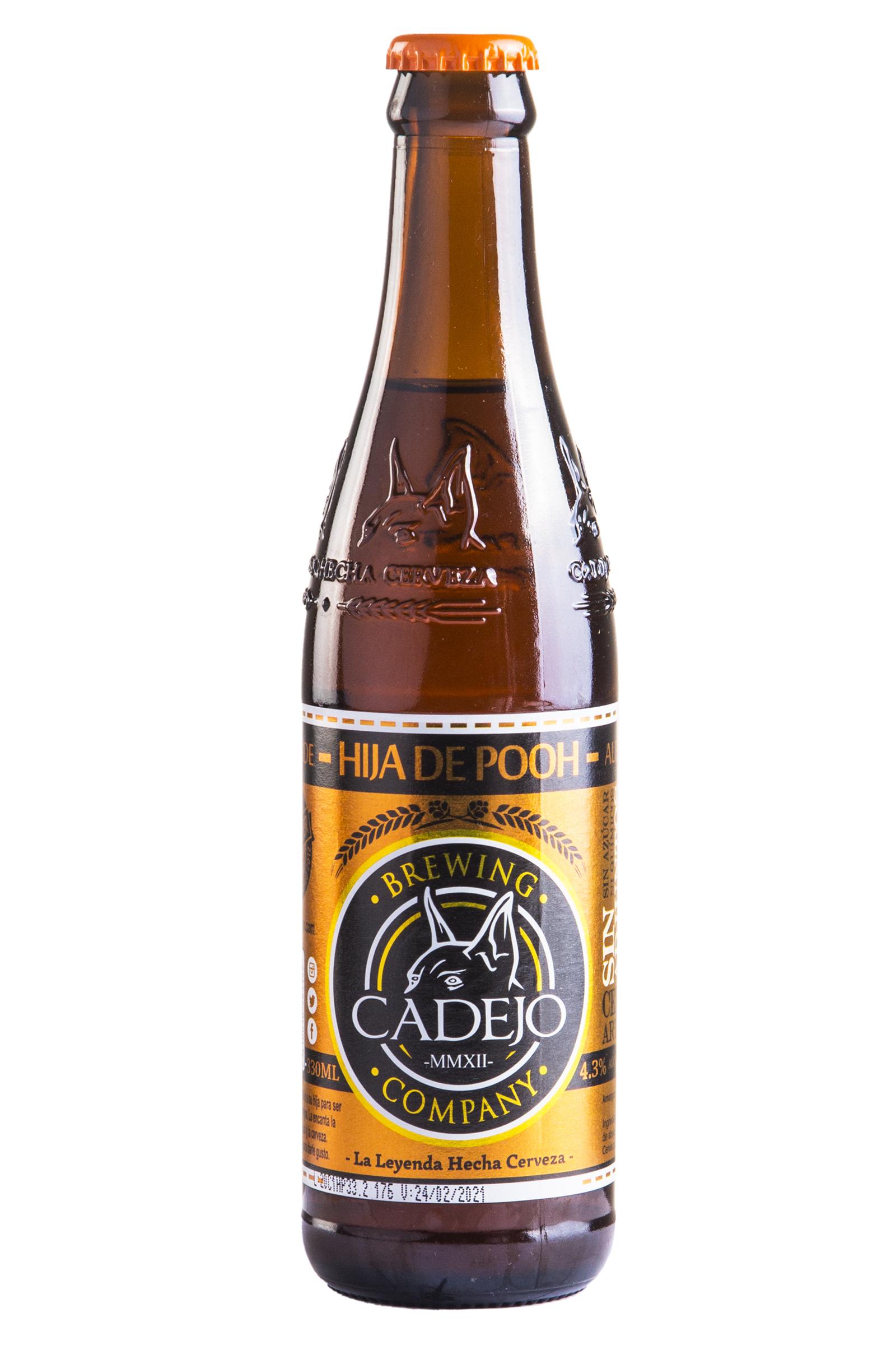 Cerveza Cadejo Hija de Pooh 330ml
