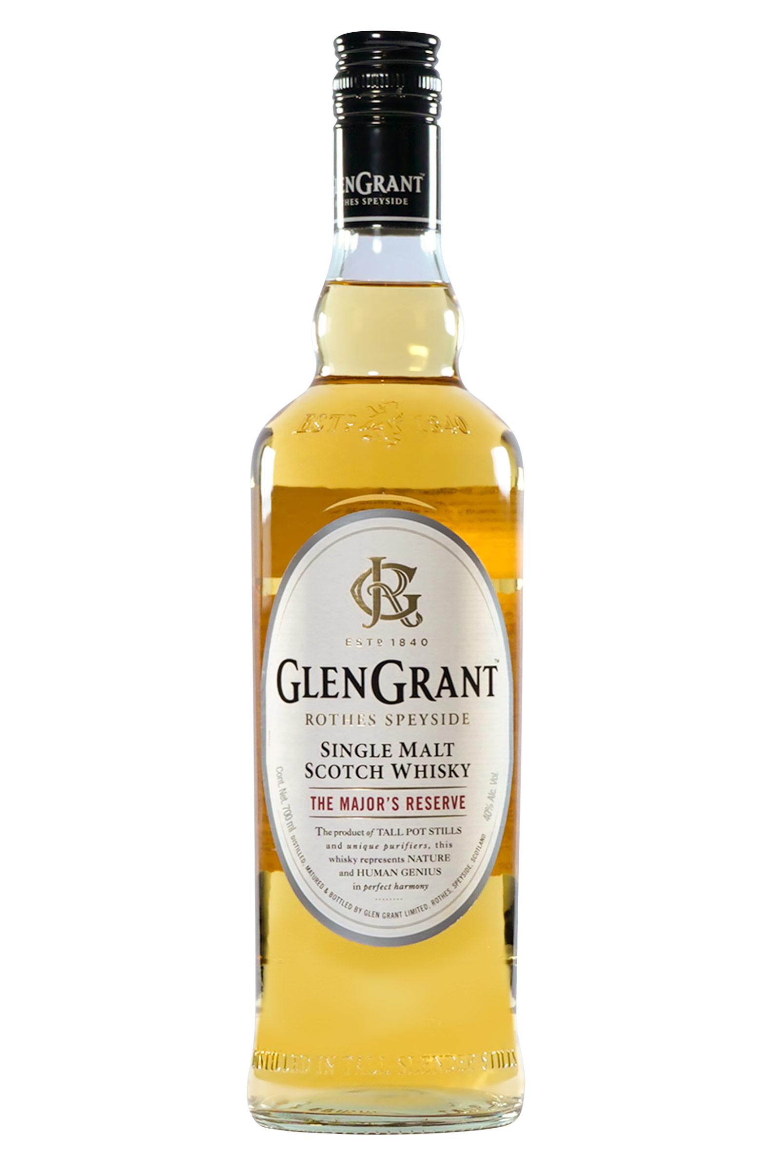 Whisky Glen Grant Single Malt 700ml