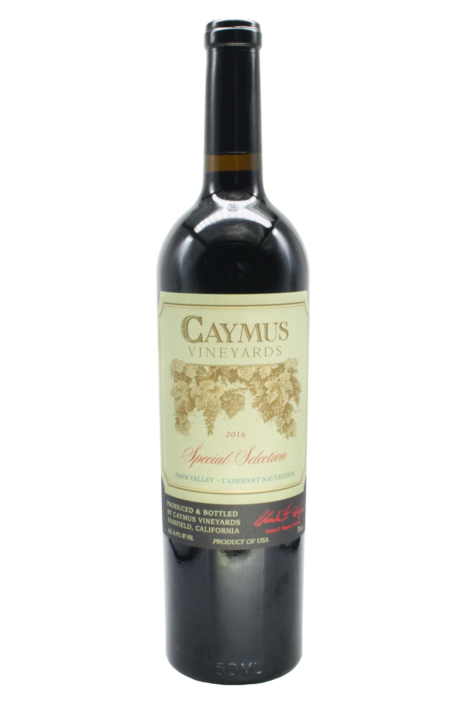 Vino Caymus Special Selection Cabernet Sauvignon 750ml