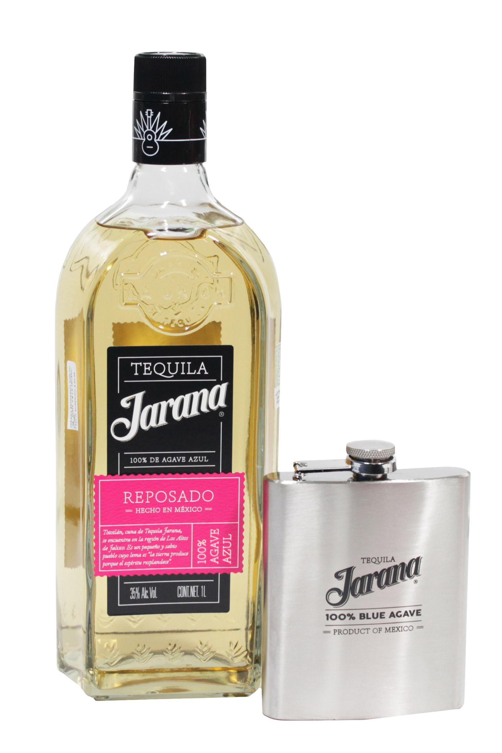 Kit Jarana Reposado + Licorera