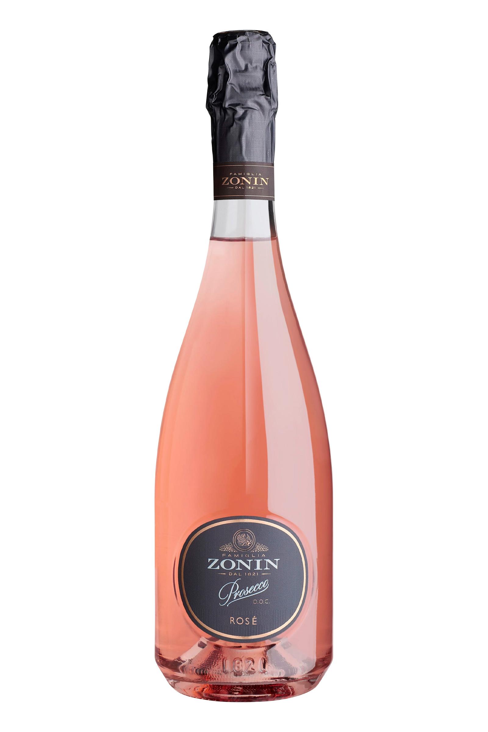 Zonin Rose Prosecco Millesimato 750ml