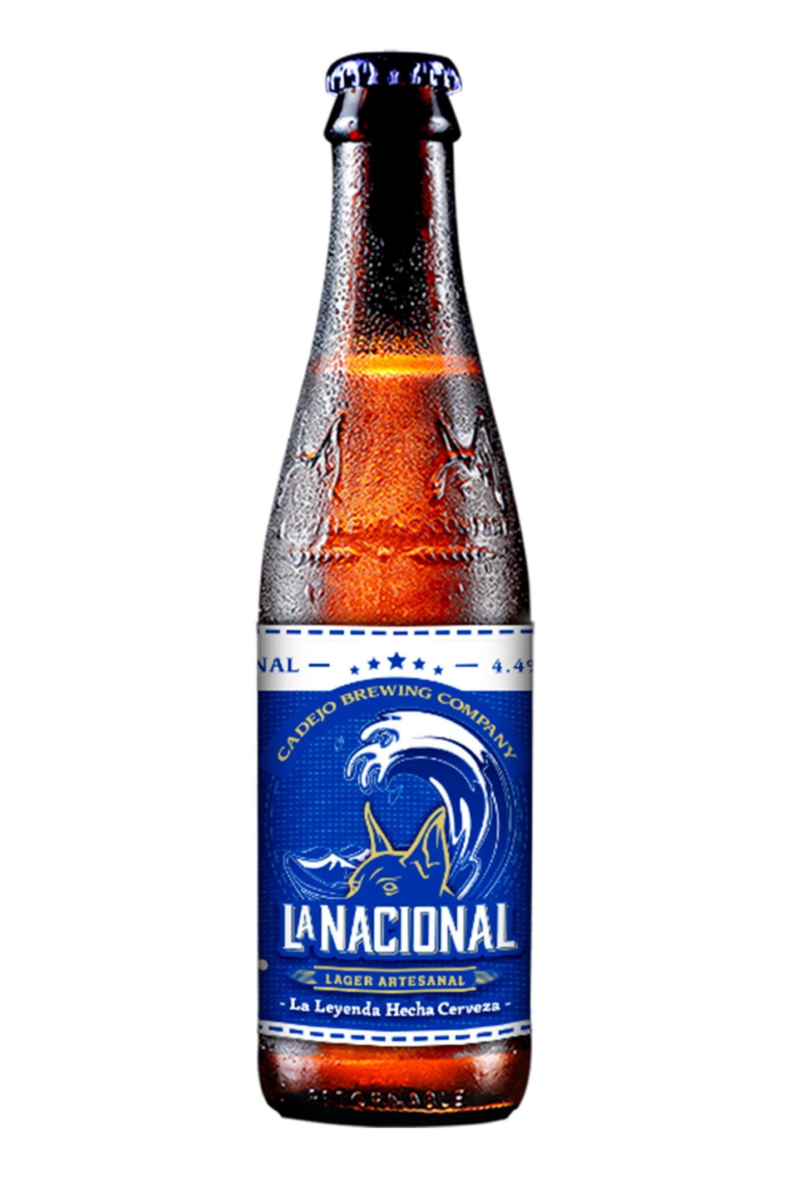 Cerveza Cadejo La Nacional 330ml